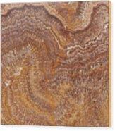 Red Onyx Wood Print