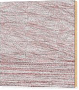 Red.315 Wood Print