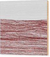 Red.316 Wood Print