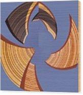 Reeds 1 Wood Print