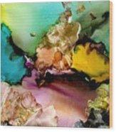 Reef 3 Wood Print