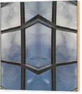 Reflected Reflections 03 Wood Print