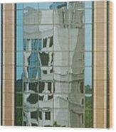 Reflection 2387 Wood Print