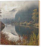 Reflections In The Joe Wood Print