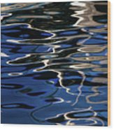 Reflections Of Cabo Wood Print