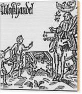 Reformation: Indulgences Wood Print
