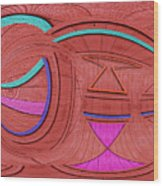 Refudiate Wood Print