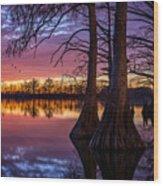 Refuge Wood Print