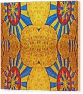 Regal Beauty Wood Print