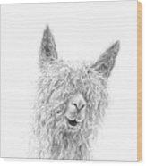 Regina Wood Print