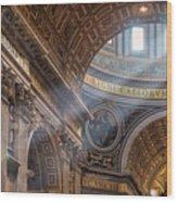 Regnum Caelorum Wood Print