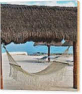 Relaxation Defined Wood Print