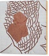 Release - Tile Wood Print