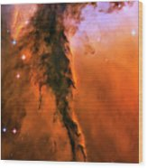 Release - Eagle Nebula 1 Wood Print by Jennifer Rondinelli Reilly - Fine Art Photography
