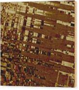 Released 2016 Wood Print by James Warren