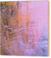 Relinquish Wood Print