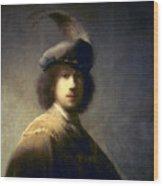 Rembrandt Van Rijn Wood Print