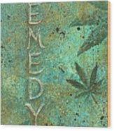 Remedy Wood Print