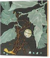 Remembrance Iv Wood Print