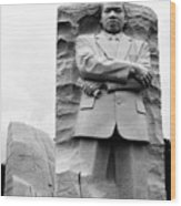 Remembering Mr. King Wood Print