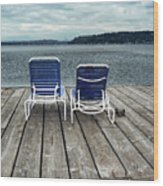 Remembering Summer. Wood Print