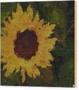 Remembering Van Gogh Wood Print