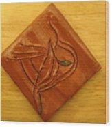Reminder - Tile Wood Print