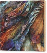 Remnants Wood Print