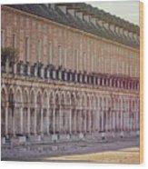 Renaissance Arches Aranjuez Spain Wood Print