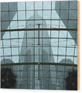 Rencen Inside Out Wood Print