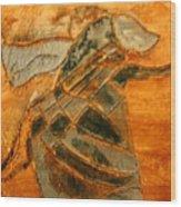 Renewal - Tile Wood Print