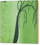 Renewing Wood Print