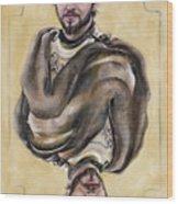 Renly Baratheon Wood Print