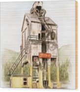 Renovo Pa Wood Print