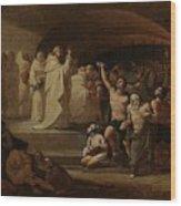 Rescue Captives In Times Of Carlos IIi Inglada Aparicio And Jose Wood Print