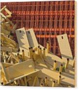 Reserve Wood Print
