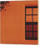 Residential Style Wood Print