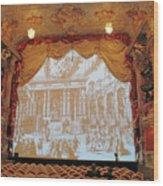 Residenz Theatre 1 Wood Print