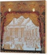 Residenz Theatre 3 Wood Print