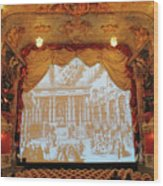 Residenz Theatre 7 Wood Print