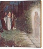 Resurrection Morn  Wood Print