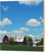 Retired Barn Wood Print