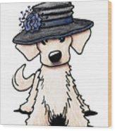 Retriever Puppy Wood Print