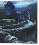 Return To The Dark Tower  Wood Print