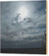 Returning Sunshine Wood Print