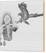 Revan Ramstedder Wood Print