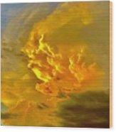 Revelation Wood Print