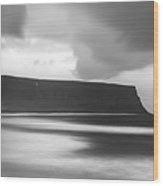 Reynisfjara Iceland 2 Wood Print