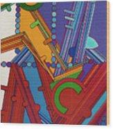 Rfb0306 Wood Print