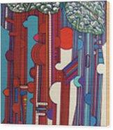 Rfb0327 Wood Print